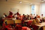 První cvičení 2012 - ZŠ Rožnov - školení