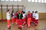 První cvičení 2012 - ZŠ Rožnov - teambuilding